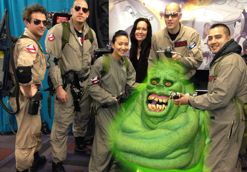 Ghostbusters+Me