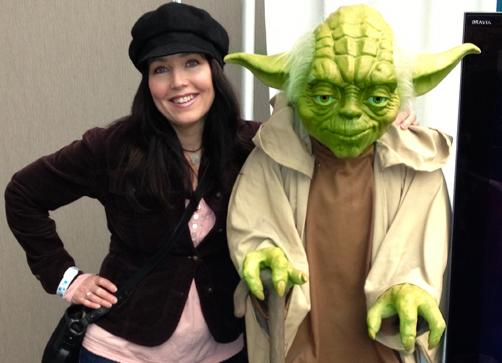 Me&Yoda