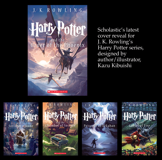 Harry Potter Book Cover Generator : Scholastic s latest cover reveal harry potter and the