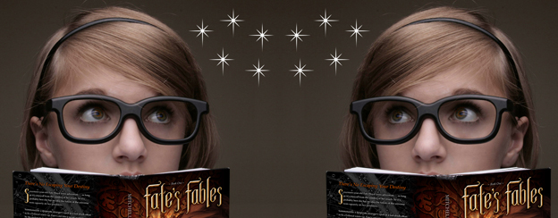Passionate Bookworm give Fate's Fables two 5 star reviews!
