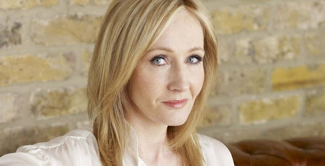 J.K. Rowling is taking us back to the Wizarding World