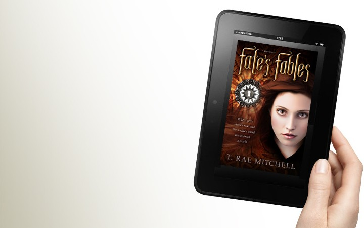 Fate's Fables is now available on all eReaders