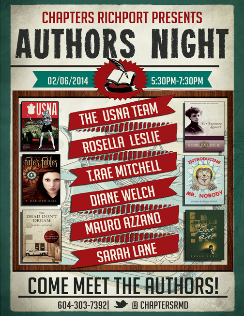 AuthorsNight
