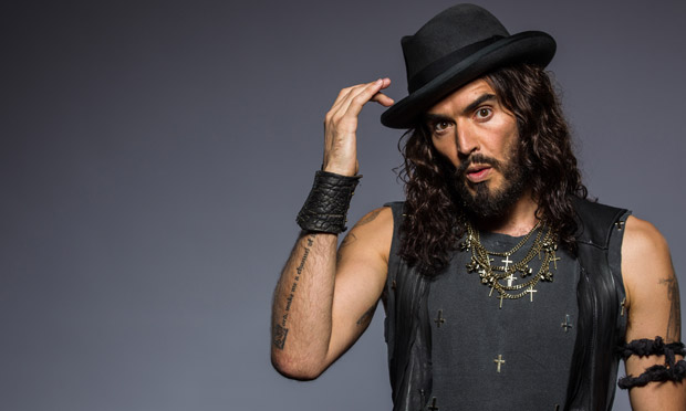 Russell Brand's new Trickster Tales series