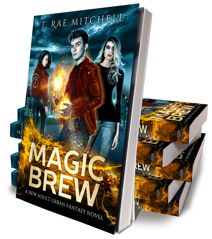 NEW MagicBrew PaperbackStack