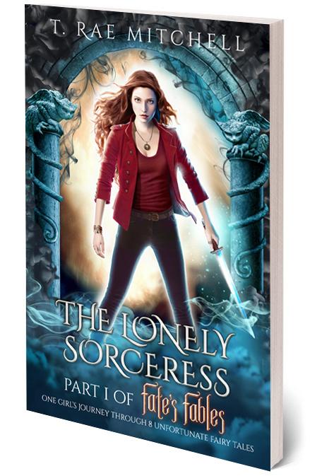 SorceressStandingBook