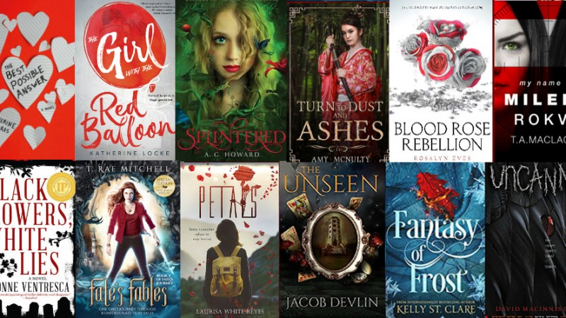 Fall YA Scavenger Hunt – Red Team