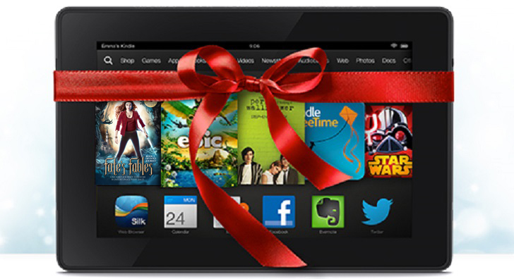 Enter to WIN a Kindle Fire 7 Tablet!