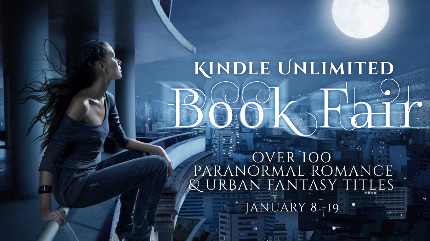Urban Fantasy & Paranormal Romance Book Fair | T  Rae Mitchell