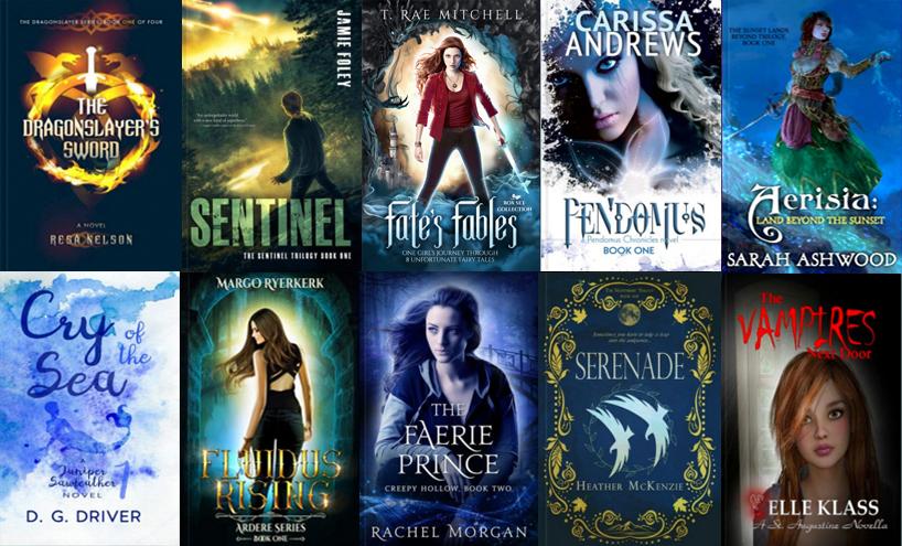 Fantastic YA Books