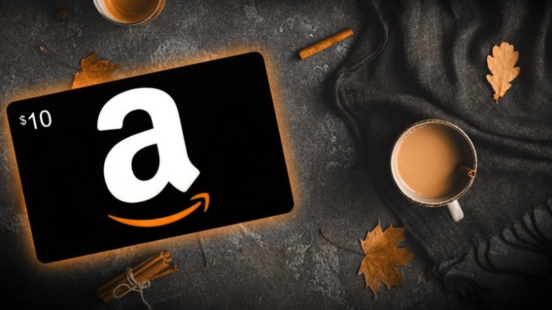Enter to WIN a $10 Amazon Gift Card!