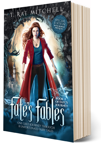 FatesFablesStandingBook