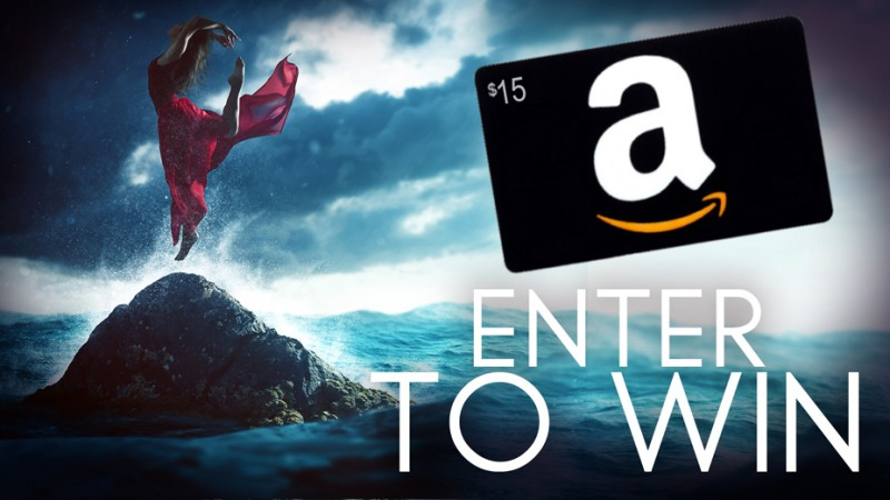 Follow on Pinterest to WIN a $15 Amazon Gift Card!