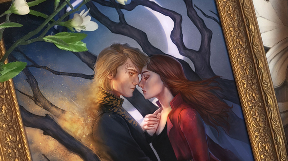 INTL Giveaway for Fate's Fables Art by Gabriella Bujdoso!