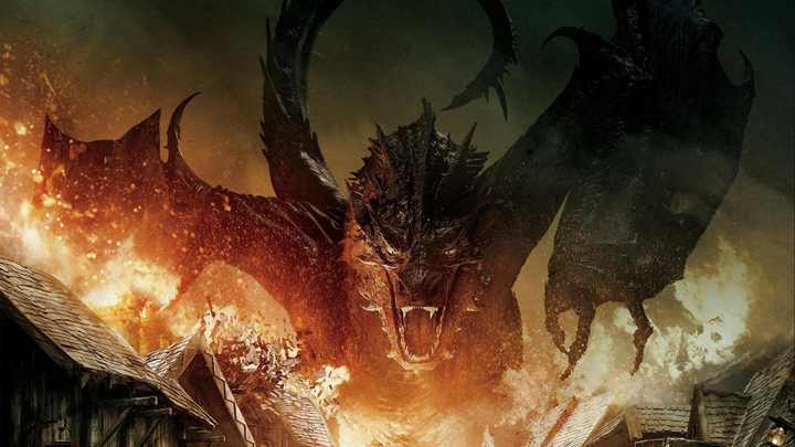 Can't wait to see the desolation Smaug wreaks