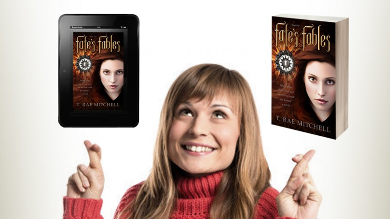 WIN an ebook or paperback of Fate's Fables!