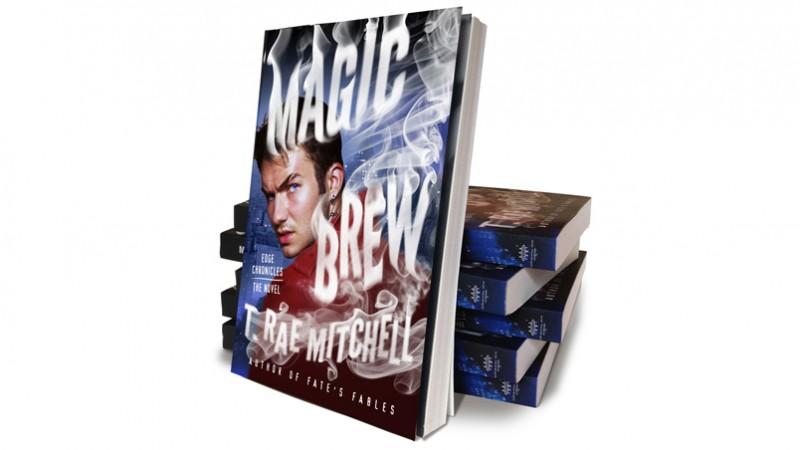 Enter to WIN a paperback of Magic Brew