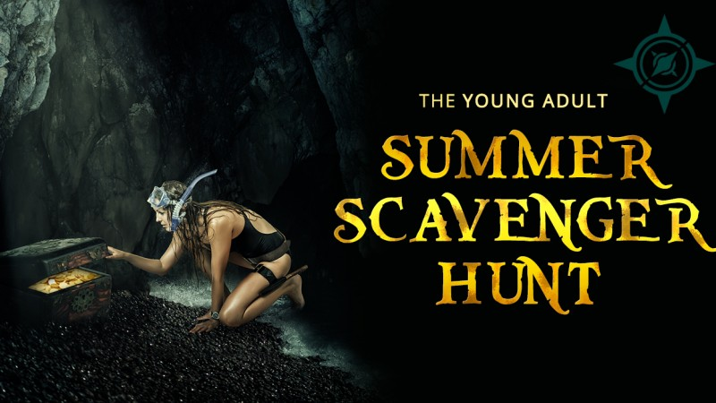 YA Scavenger Hunt – Author #130
