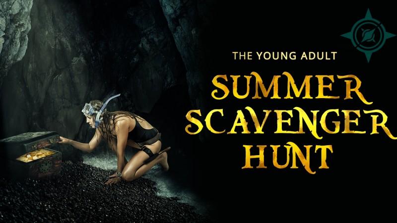 YA Scavenger Hunt – Author #130