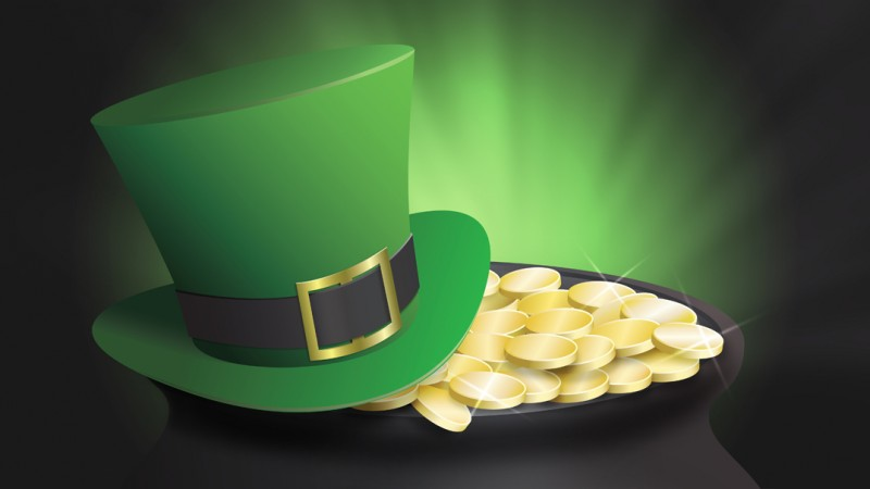 Catch a Leprechaun for a Special Free Read!