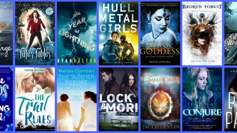 Spring YA Scavenger Hunt – BlueTeam