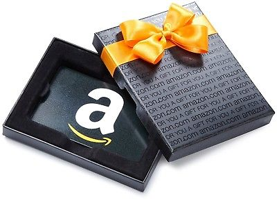 Enter to WIN $100 Amazon Gift Card!