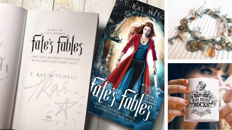 YA Books Central Giveaway!