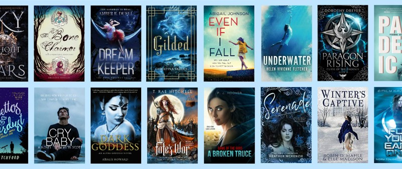 Spring YA Scavenger Hunt – Blue Team