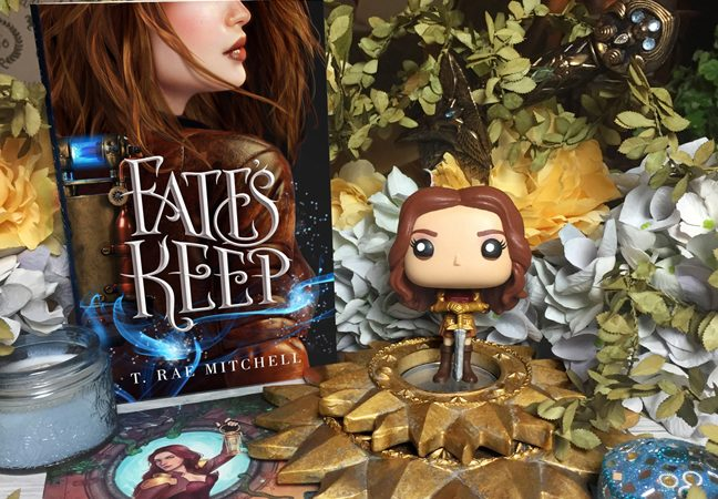 Fate Funko Collectible with Signed Art Print Gift!