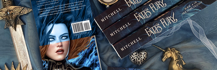 Time to grab your Fate's Fury Paperback!
