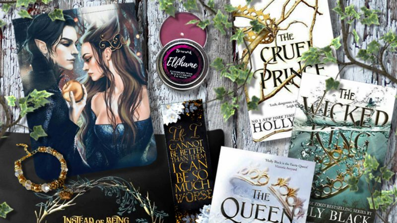 The Ultimate Giveaway for Holly Black Fans!